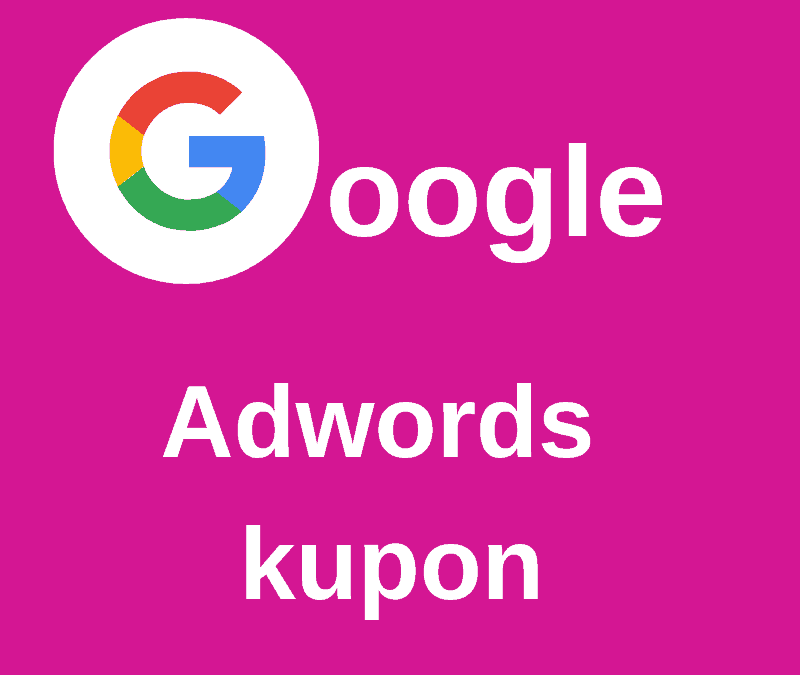 Neked van Adwords kupon kódod?